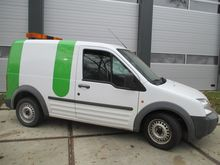 2007 Ford Transit Connect T200S