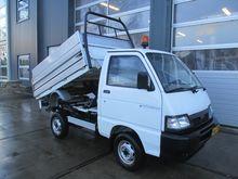 2006 Piaggio Porter Tipper 1.3i