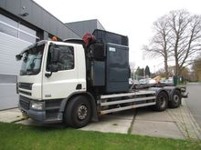 Used DAF FAN CF Chai
