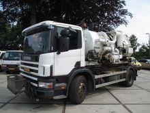 Scania P94 DB 4x2 NA 75115 Haak