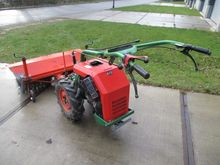 Agria 3400D + + Brush Cutter