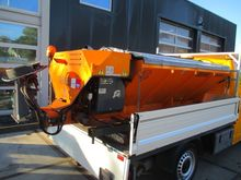 Epoke Salt Spreader 1.1 m3 v.v.