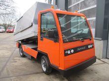 Spijkstaal 2000 Electric Truck