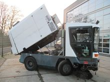 Used Ravo sweeper 53