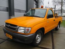 Toyota Hilux 2.5 D4-D 90 Single