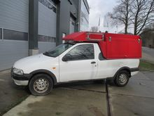 Fiat Strada Pickup 1.9 D Wipe D