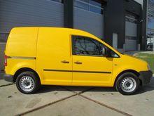Volkswagen Caddy 2.0 CNG EcoFue