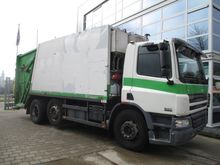 DAF CF 75 250 Manual AG75PC for