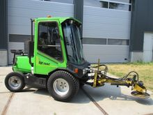 LM TRAC 285 incl. Weed brush ar