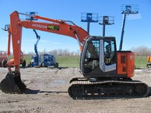 2011 HITACHI ZX135US-3