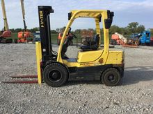 2009 HYSTER H60FT