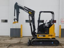 Used John Deere Excavators for sale in Iowa, USA | Machinio