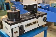HURTH VRP 500 Gear Testing Mach