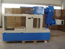 1984 Twin screw extruder krauss