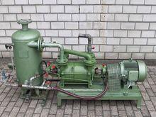 Vacuum pump sihi