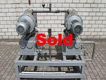 Used Vaccum pump rie