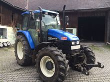 2002 New Holland TS 90 ElectroS