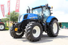 2014 New Holland T7.185 Auto Co