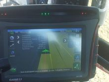 Steyr FM 750 RTK tracking syste