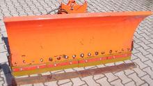 2008 Kubota 1600 Snow plow hydr