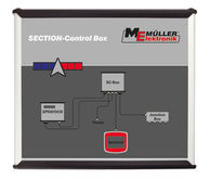Müller Section Control Box Müll