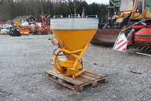 2004 Bogballe PS 120 Salt sprea