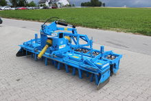 2007 Lemken Zirkon 7/300 with h