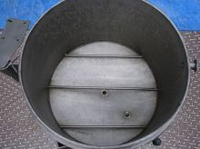LEE Industries 114 Liter (30 Gallon) Jacketed Mixing Vessel