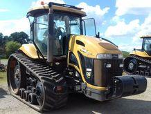 2008 Challenger MT755B Tractor