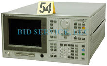 HP 4156A Semiconductor Analyzer