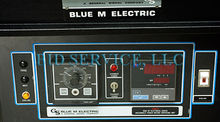 Blue M DCC-336-E-ST350 Clean Ro