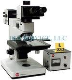 Leitz Ergolux Microscope