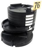 Struers Disk Storage Rack 61549