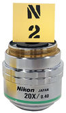 Nikon CF PLAN 20X ELWD 61798