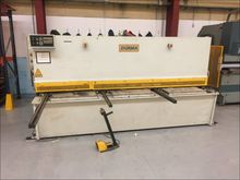 Used Durma shear in