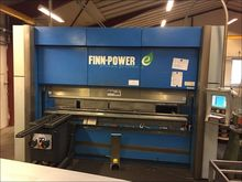 Used Finnpower CNC p