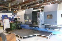 Used Mazak CNC lathe
