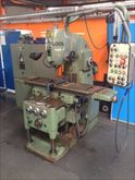 TOS vertical milling machine