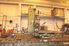 Stanko horizontal borer 9500 mm