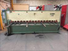 LVD hydraulic shear