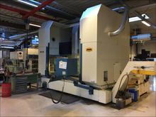 AXA vertical machining center