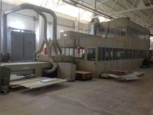 Automatic painting line - GIARD