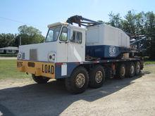1969 Lima 700T Crane Truck