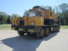 1973 Lima 700TC Crane Truck