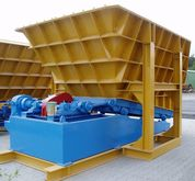 Reciprocating feeder 3,5x1,4 m