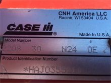 Used CASE IH 2208 in