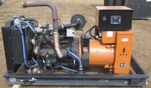 25KW GENERAC / GM NATURAL GAS O