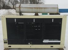 100KW KOHLER / FORD NATURAL GAS