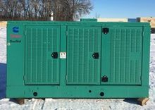80KW ONAN / FORD NATURAL GAS OR
