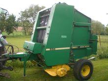 Used John Deere 550